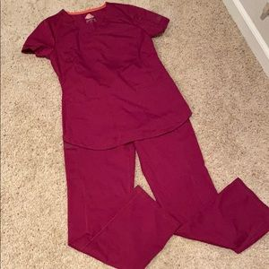 Dickies woman's  scrubs xsmall new without tags
